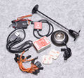 M8N 8N GPS w/ Stand Holder + Original DJI Naza M Lite Flight Control Controller + PMU Power Module + LED