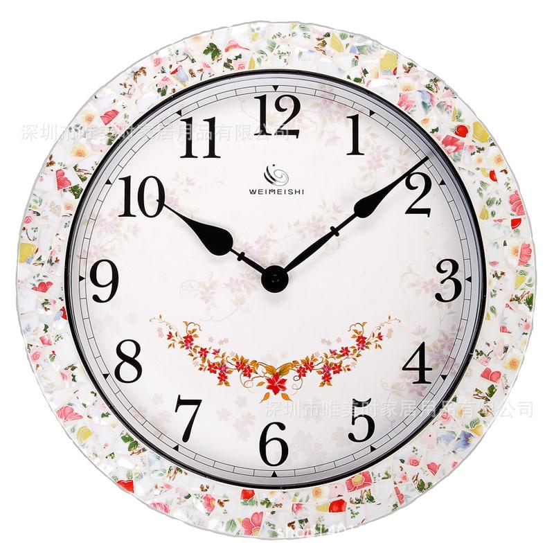 Popular Porcelain Wall Clock Buy Cheap Porcelain Wall