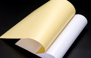 Image 4 - 50 sheets New A4 Size 210mmx297mm White Vinyl PP Sticker Glossy & Matte Label Printing PP A4 Adhesive Sticker for Laser Printer