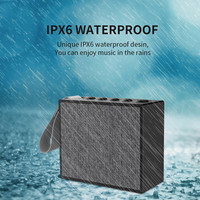 WiFi Smart Bluetooth Speakers Voice Control Mic Portable Wireless Speaker LINE OUT output connection large sound waterproof V4.2