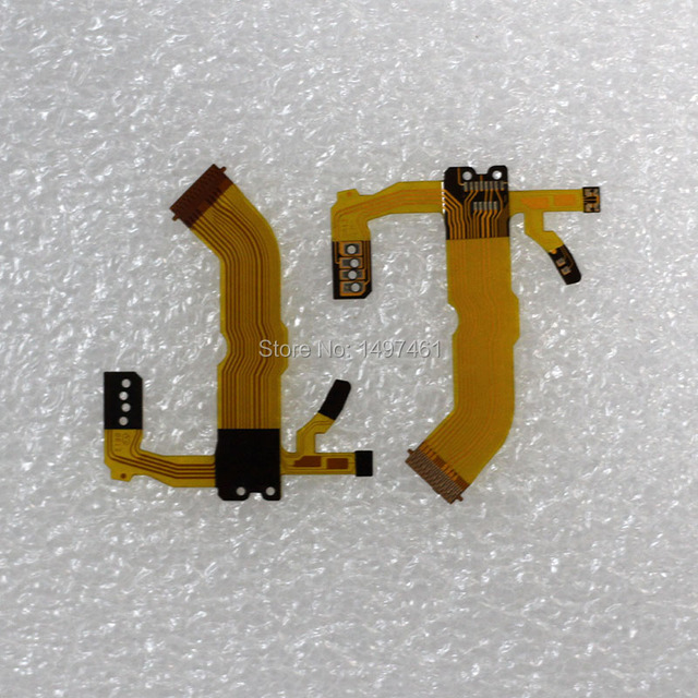 Lens aperture and shutter Flex Cable for Ricoh GR Camera