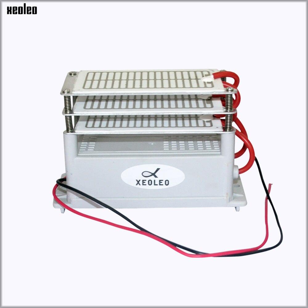 XEOLEO 18g/h Ozone Generator Portable Air Purifier Ozonizer DIY Disinfection machine Ozone Sterilizer part remove formaldehyde цена и фото