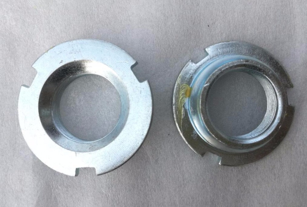 Replacement Parts For Fitness, Exercise Bike Parts, Exercise Bike Axle Bearing,Repair Parts,The Pack Have Two Pcs. Axle Bearing
