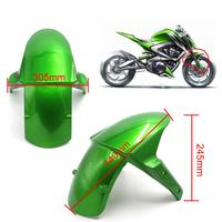Motorcycle Accessories Front Fender Mudguard Splash For Kawasaki Z800 ZX10R ZX6R Z1000 Z 800 1000 ZX 10R ZX 6R Cover Guard