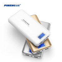 Power Bank PINENG PN 999 20000mah Ultrathin Portable Bateria bank power Portable For Xiaomi i8 Samsung iPhoneX