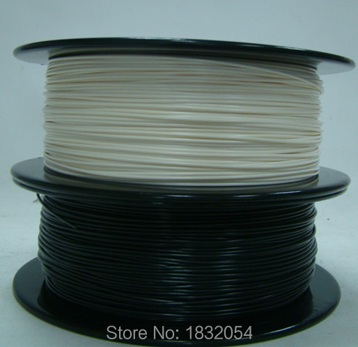 3d printer special filament flame retardant ABS filament 1 75mm 0 8KG