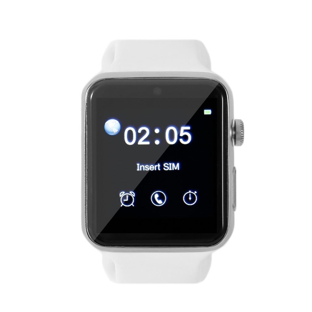 New Smart Watch Bluetooth 3D Acceleration Sleep Monitor Smart Wrist Watch I9 1.54 Inch Touch Screen Smart Watch Silicone Strap