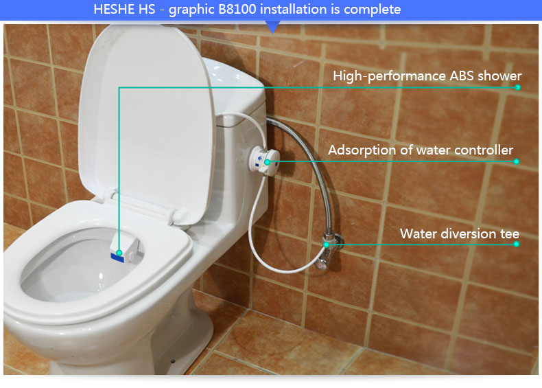 Aliexpress com   Buy DIY Cold Water Non Electric Bidet Toilet Toilet That  Sprays Water With Built In Seat Attachment Bidet Japanese European Bathroom  from. Aliexpress com   Buy DIY Cold Water Non Electric Bidet Toilet