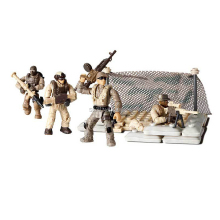 hot LegoINGlys military WW2 Sirius Special forces base war Building Blocks soldier figures weapons moc model bricks toys gift