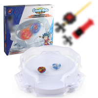 Upgraded version Beyblade Fighting Gyro Disk Suit Toys Bayblade Burst Gyro Disk Box packed Fight Against Metal Toys Arena