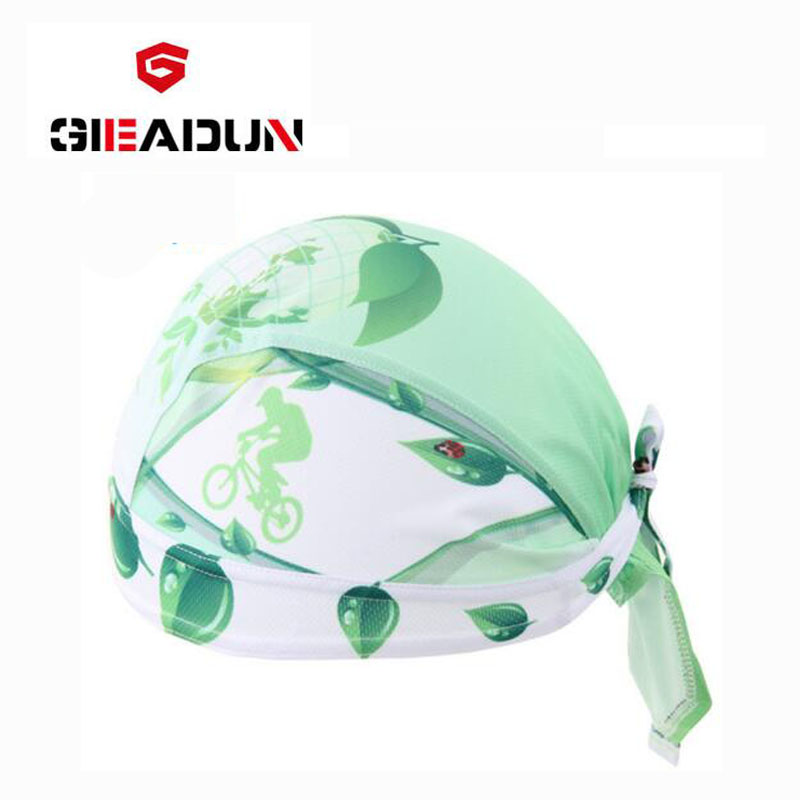 Bicycle Cycling Headwear Headbands Cap Sweatproof Riding Hat Outdoor MTB Bike Pirate Bandanas Accesorios Ciclismo