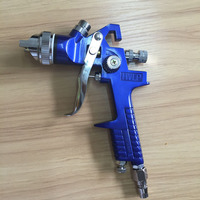 SAT1191 free shipping auto paint spray gun air tools pneumatic gun car chrome painting gun
