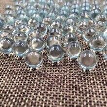 Bolas de cristal de arena para experimentos de laboratorio, lote de bolas de arena de 1mm a 6mm, diferentes tamaños, 1000 unidades