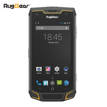 RugGear RG740 GrandTour Rugged Smart Phone Android