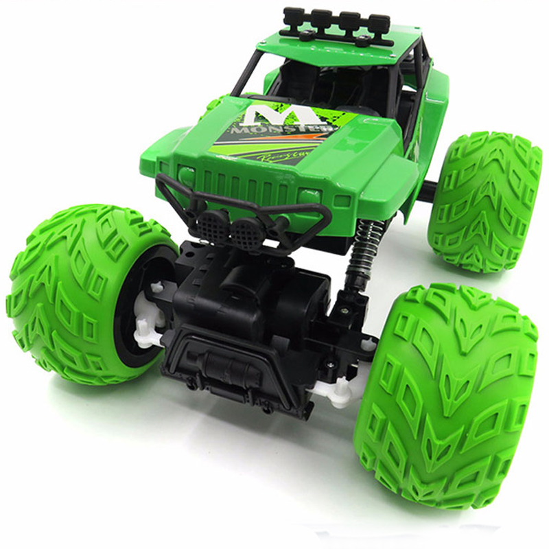 1/12 RC Car 4WD Model Remote Control Radio Control Car Kids Monster Truck Toys For Children Christmas Gift Reinforced Packaging цена