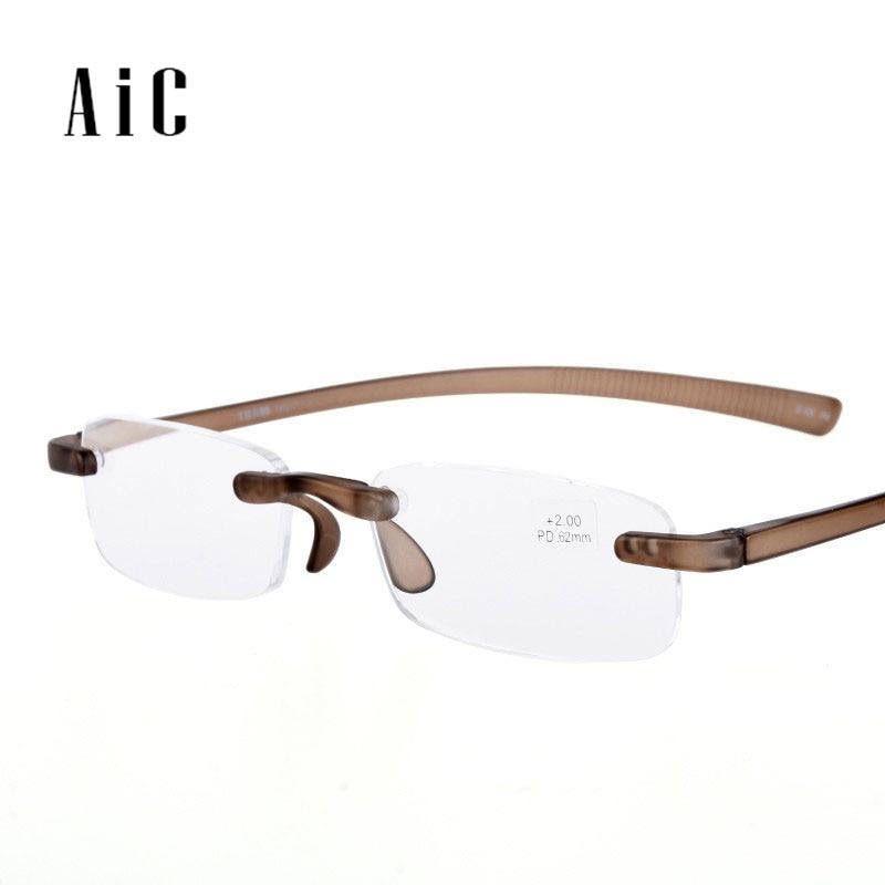 Brýle na čtení pro muže a ženy TR90 Frame Slim Reading Brýle - Příslušenství pro oděvy