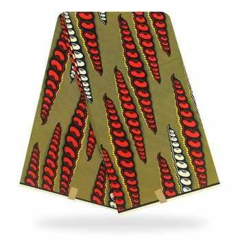 Veritable Wax Veritable African Veritable Dutch Wax Veritable Wax Veritable For Patchwork Sewing 6Yard/lott FREE SHIPPING