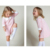 Nuevo 2016 Bobo Chose Vestido de Algodón de Punto de Ganchillo Del Bebé Los Niños del mameluco del Mono de La Manga de Siete Infante Recién Nacido Niño Suéter vestido