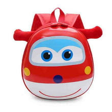 3D Cartoon Kindergarden Backpack Children Bag Mini School Bags