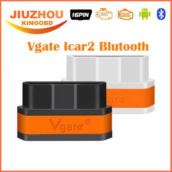 Prix pour 2016 New Top Vgate iCar2 Bluetooth ELM 327 sur Android pour plus OBD II de voitures Vgate iCar 2 ELM327 Bluetooth OBD2 Diagnostic Scanner