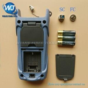 Image 5 - FTTH Kit de herramientas de fibra óptica King 60S, medidor de potencia óptica 2 en 1 de 70 A + 10dBm y localizador Visual de fallos de 30mW