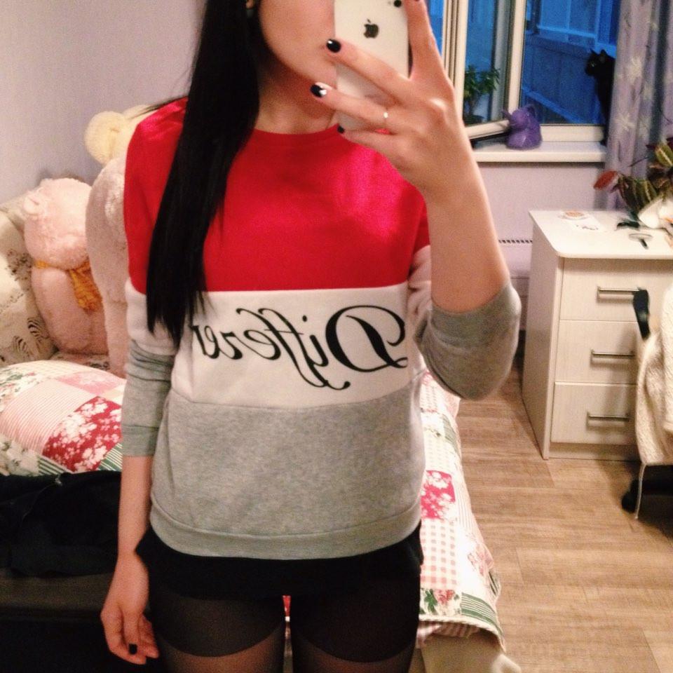 Fleeve ArtSu 2017 Jesienią i zimą kobiet bluzy drukowane litery Różnych kobiet dorywczo bluza hoody sudaderas EPHO80027 20