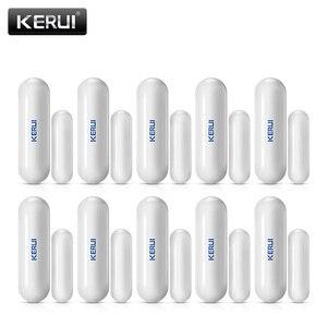 Image 3 - KERUI D026 Wireless Door/Window Sensor For KERUI Home Security Alarm System 433Mhz Wireless Door Window Sensor Detector Alarm