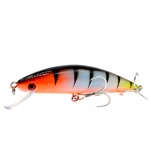 Image 4 - WLDSLURE Hot selling minnow 40g super sinking crank popper penceil bait good quality