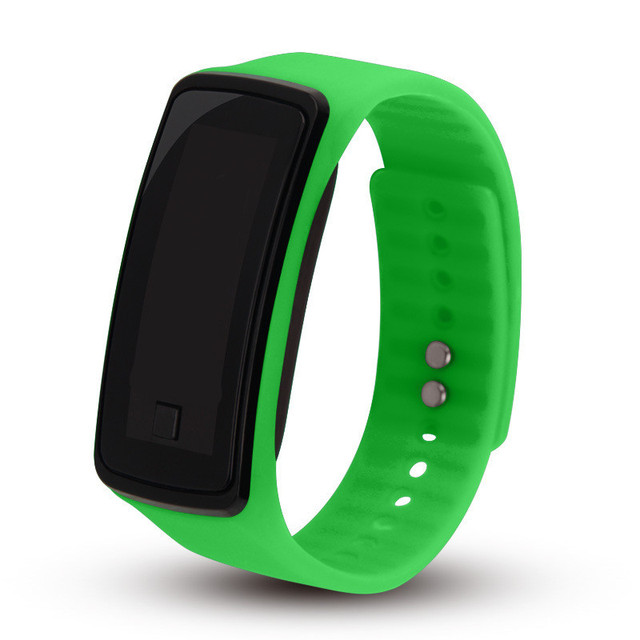 Unisex Sports Digital Bracelet Watches Women Men LED Fitness Wristband Watch Man Ladies Electronic Running Clock Relogios #3TUS
