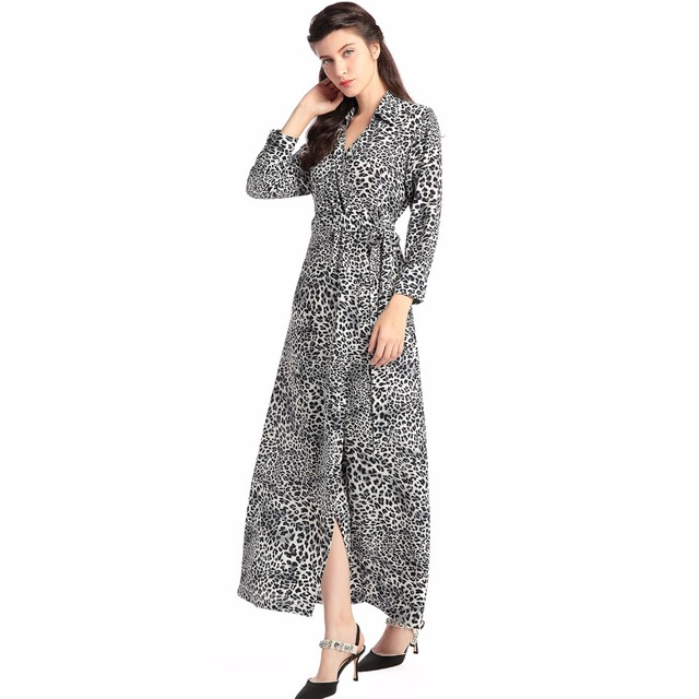Long Maxi Wrap Dresses