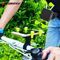 Bicycle Bike Phone Holder Mount Stand On Riding Handle Bar Clip Universal For Iphone 7 Samsung Lenovo Xiaomi Huawei Holder
