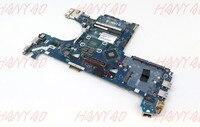 CN-09G8F8 09G8F8 E6230 9G8F8 Para DELL Laptop Motherboard LA-7731P HM77 Com SR0X8 i7 CPU 100% Testado Navio Rápido