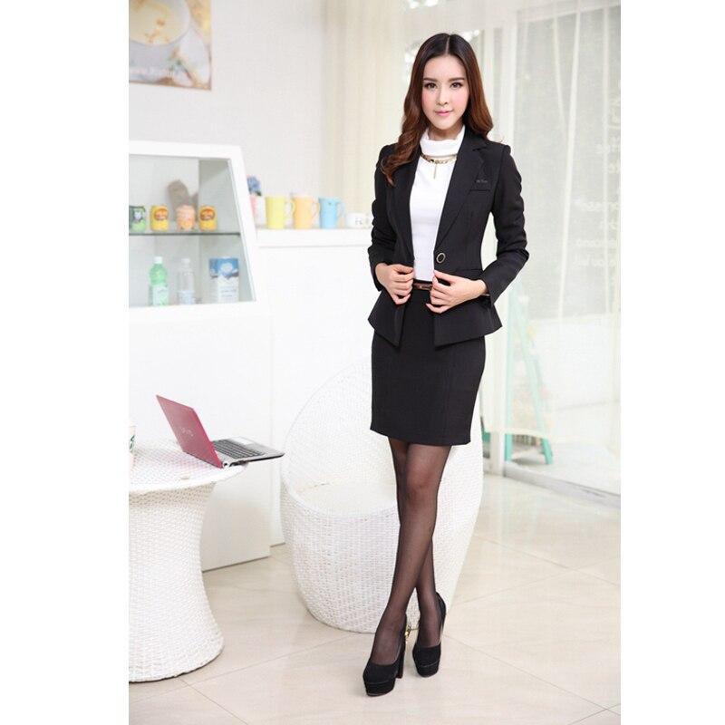 Женский деловой костюм с юбкой доставка