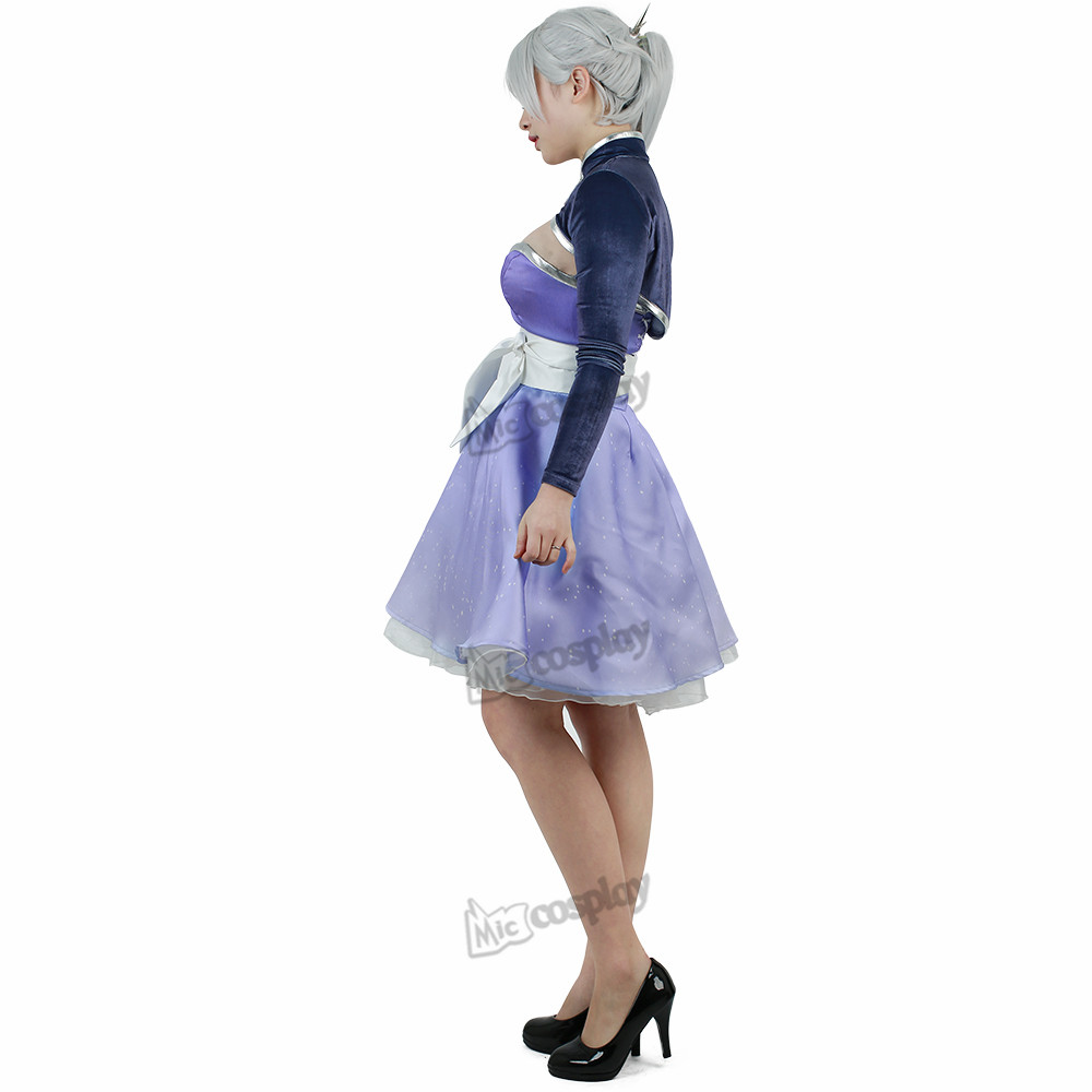 d29d399096c78 US $69.99  Weiss Schnee Cosplay Short Dress Costume on Aliexpress.com    Alibaba Group