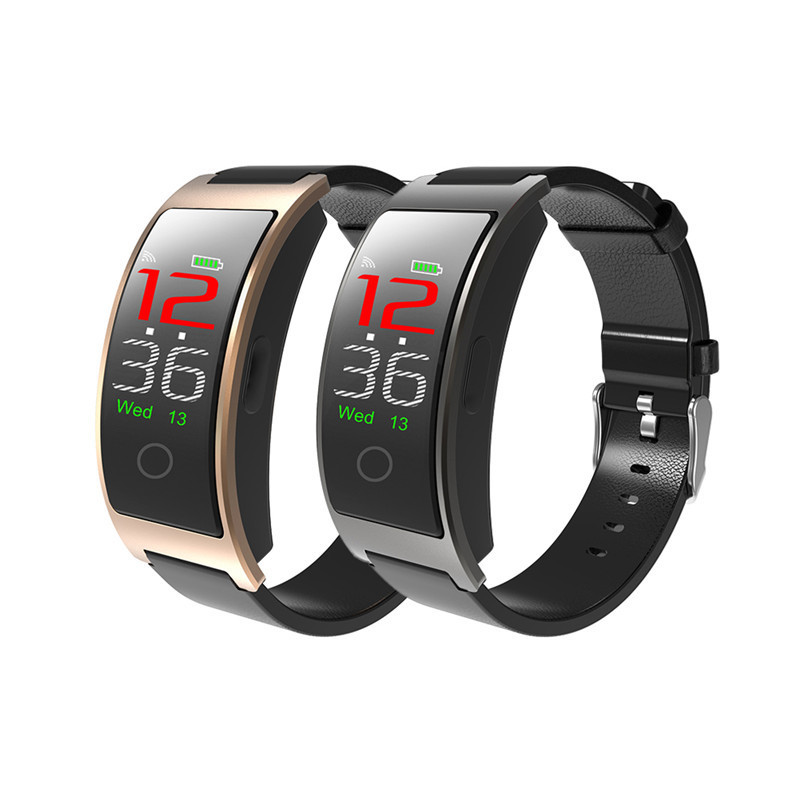 Sport Fitness Bracelet Smartband Heart Rate Blood Pressure Blood Oxygen Sleep Monitoring Watch Steps Counting Smart Bracelet
