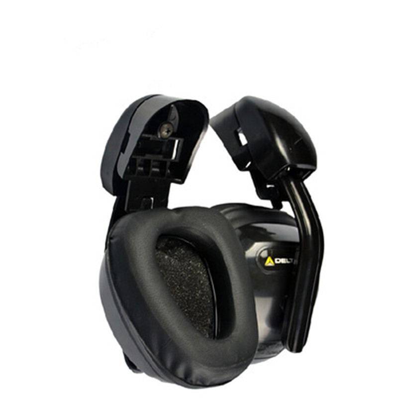 Soundproof Ear muff noise protection Anti-noise Sleping Hearing Production Earplug Shooting Safety Labor Abatement for Helmet
