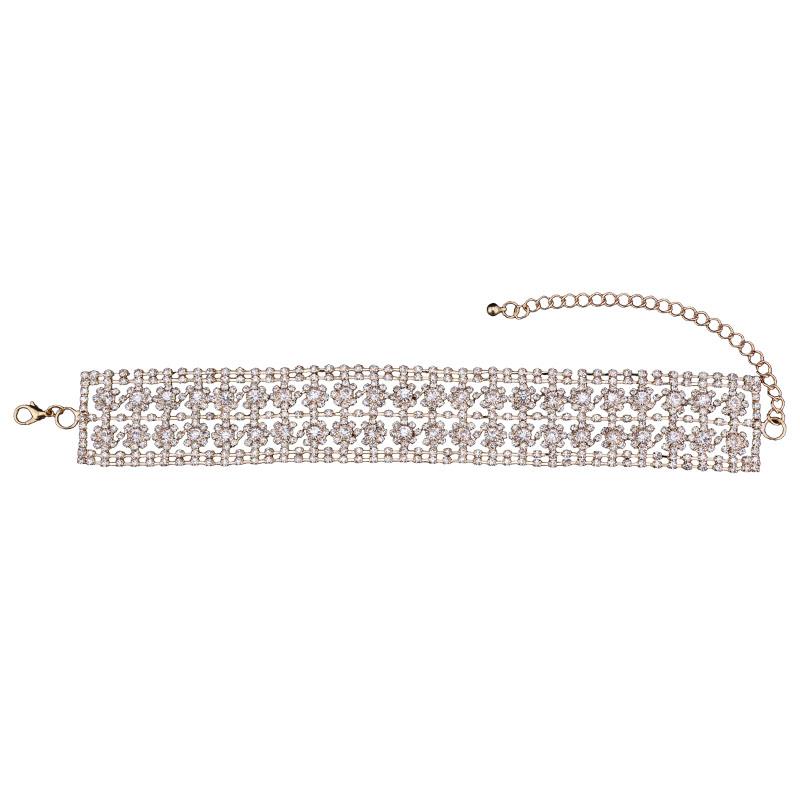 HTB1k8vlPXXXXXbNaXXXq6xXFXXXT Crystal Rhinestone Choker Necklace – Various Styles