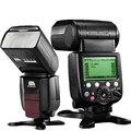 Pixel x800c profesional 5d4 flash de la cámara para canon eos 5d2 5d3 6d 7d 70d 60d 550d 600d 700d