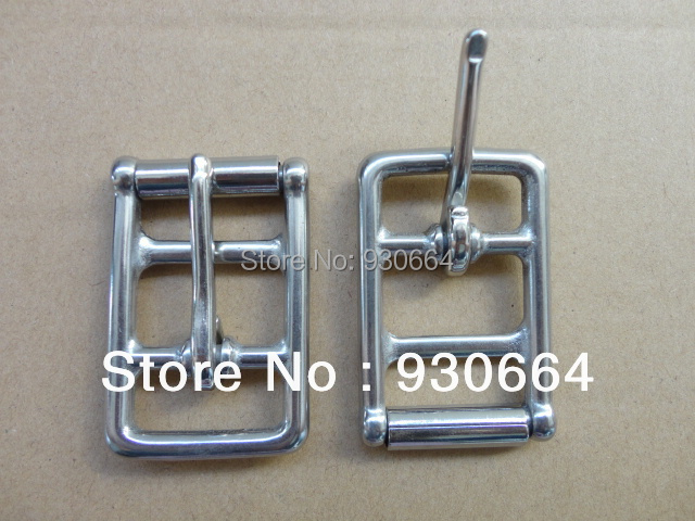 50pieces /Lot Wholesale Stainless Steel  Cinch Buckle With Roller   Inside Width 26mm