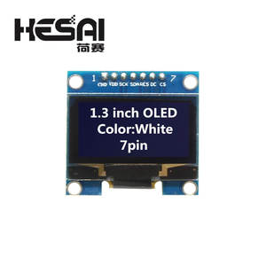 Oled-Module Arduino-Diy-Kit SPI White-Color Iic I2c LCD for Communicate