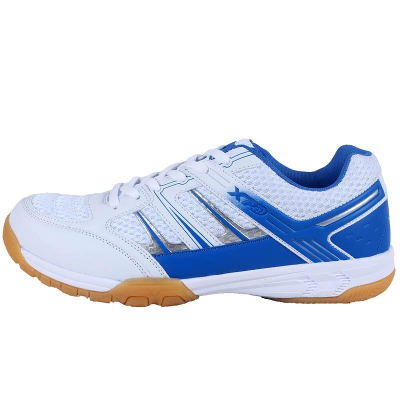 Spanrde Men Professional Table Tennis Shoes Breathable Anti-Slippery Unisex Sport Shoe P ...