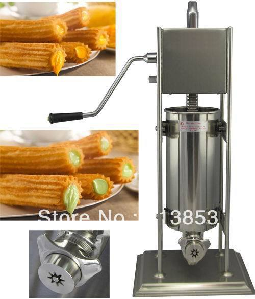 churro maker ,churros machine,churro making machine---BG-7L commercial 5l churro maker machine including 6l fryer