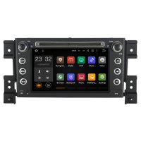 Android 7 1 2 Din 7 Inch Car DVD Player For SUZUKI Grand Vitara 2005 Support