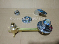 Customize 2 3 4 5 Ways Shower Room Faucet Mixer 6 5 17cm Length Bathtub Faucet