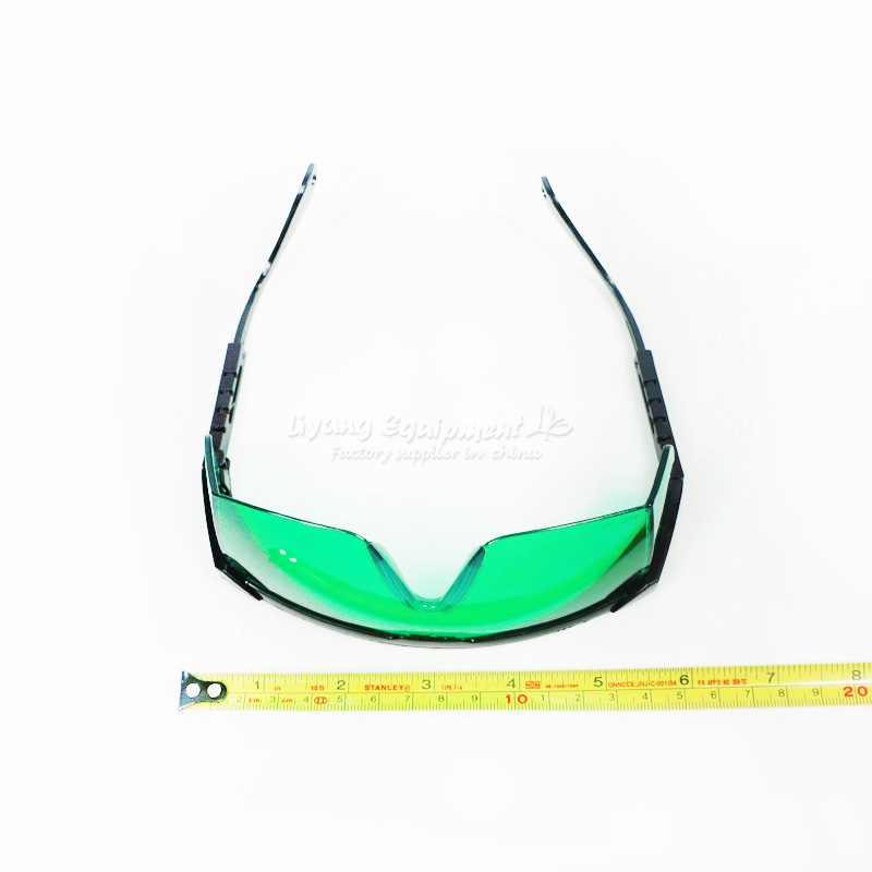 Laser Safety Glasses 190nm To 540nm Protective Eyewear For Laser Engraving Machine