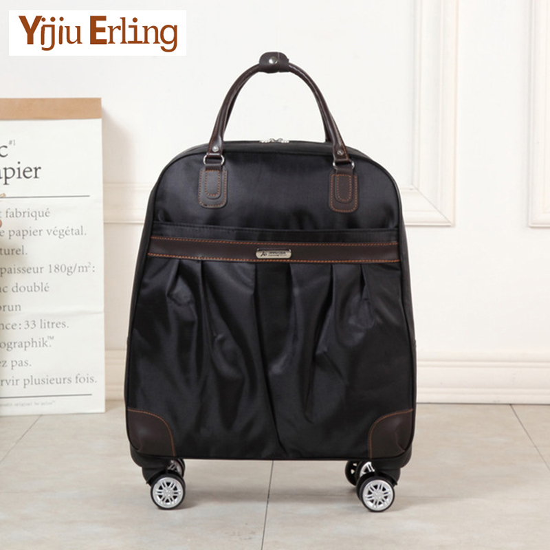 Oxford Spinning Suitcase,Light Luggage,Travel Rolling Luggage,Universal Wheel Trunk,Fashion Trolley Case,20