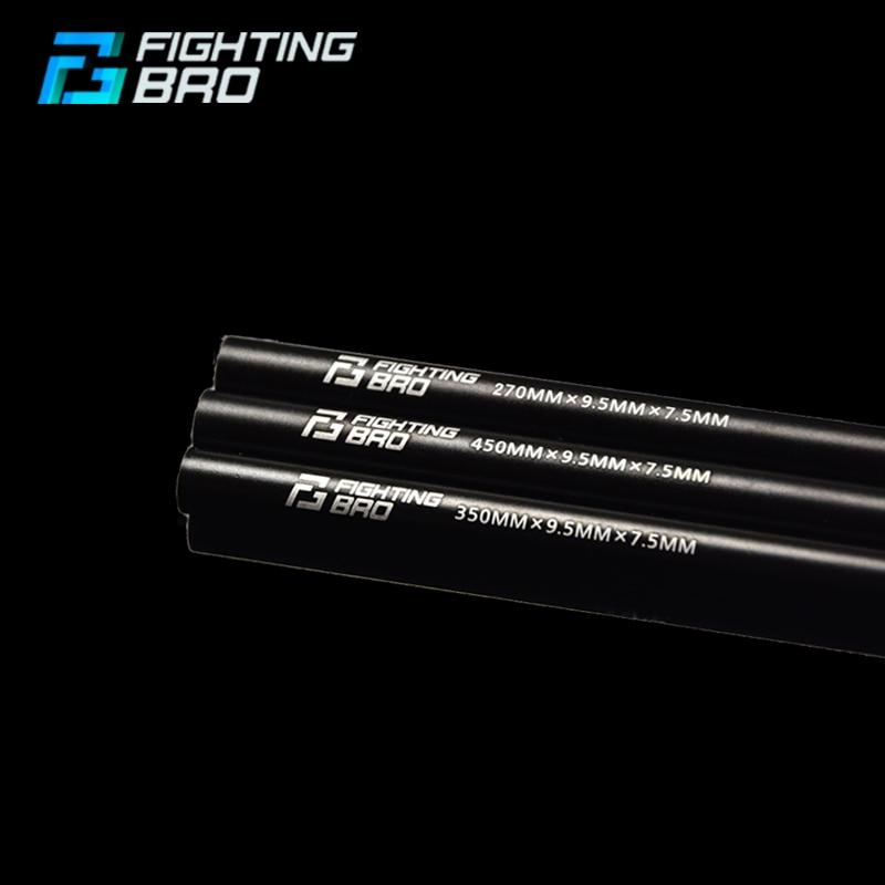 Bola de Gel FightingBro tubo interior 270mm 350mm 450mm para caja de cambios receptor Gel