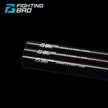 FightingBro ג ל כדור פנימי צינור 270mm 350mm 450mm עבור תיבת הילוכים מקלט ג ל Blaster טקטי אוויר אקדח פיינטבול אבזרים