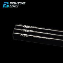 Fightingbro gel bola tubo interno 270mm 350mm 450mm para caixa de velocidades receptor gel blaster tático pistola ar paintball acessórios