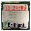Оригинал i5-2450P i5 2450 P Процессор 3.2 Г 1155 pin 95 Вт Quad Core 32-нм 3.2 ГГц scrattered штук